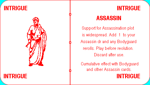 assassin card